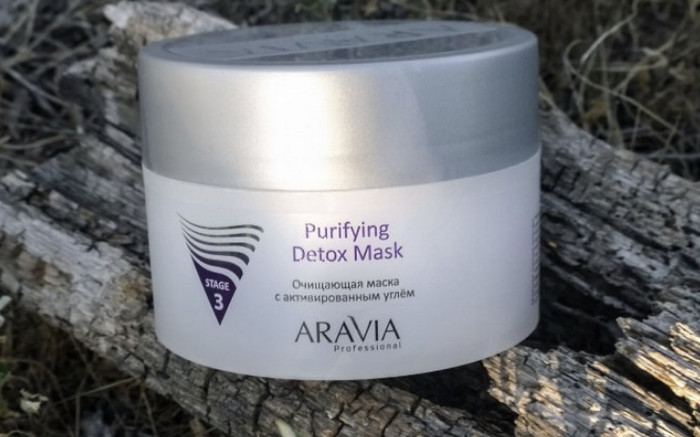 Purifying Detox Mask от Aravia Professional