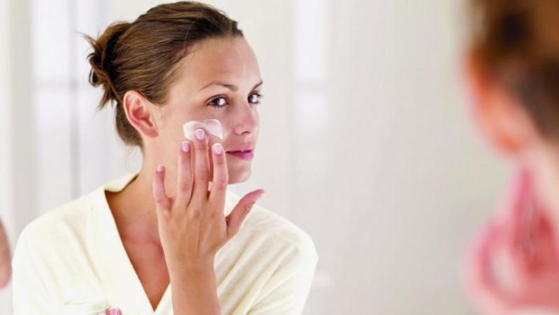Уход за кожей лица после процедуры