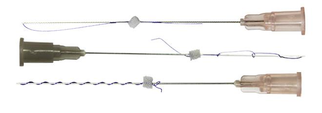 Спиральные нити