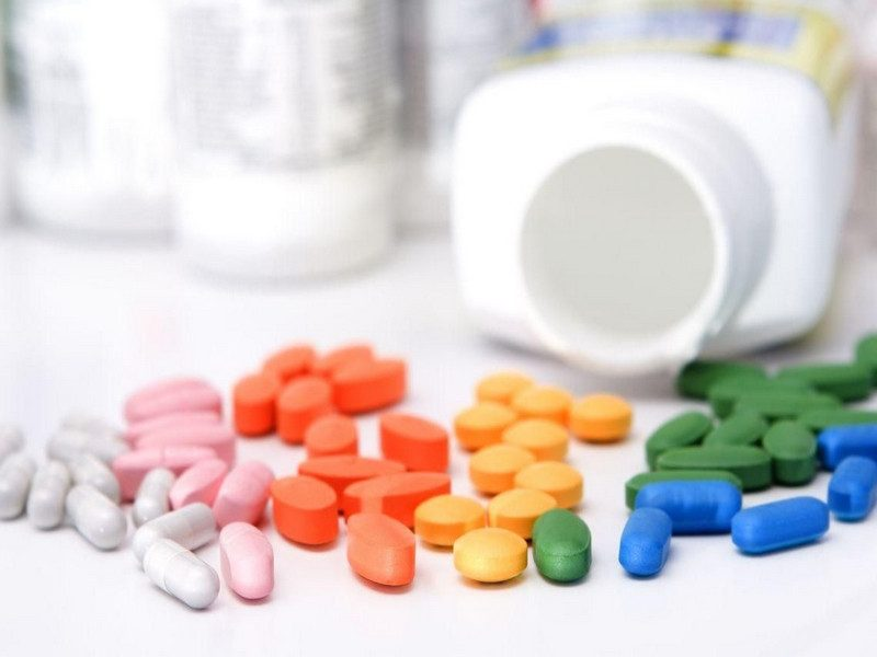 Витаминные комплексы