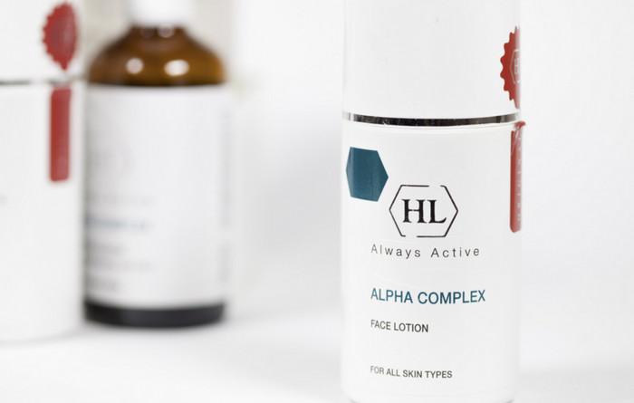 Израильский лосьон-пилинг Alpha Complex Face lotion