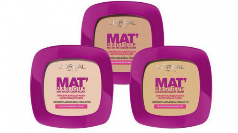 Mat Magique от L'Oréal